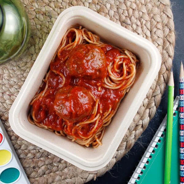 Classic Spaghetti with Meatballs