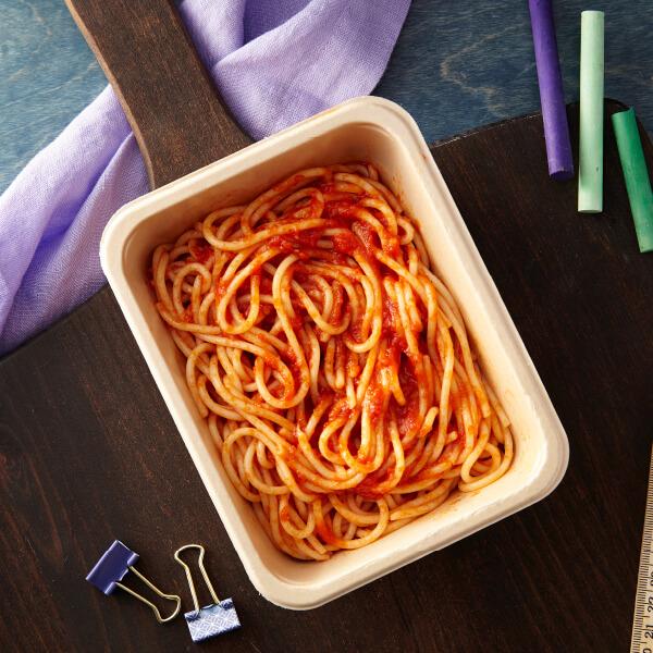 Classic Spaghetti with Marinara