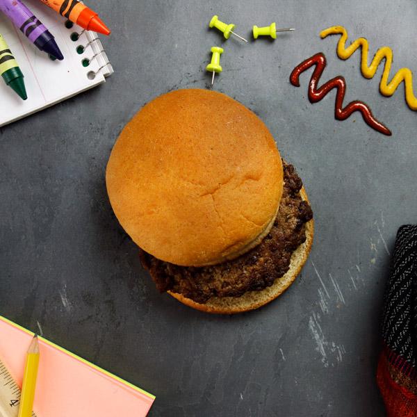 Gluten-Free Angus Hamburger