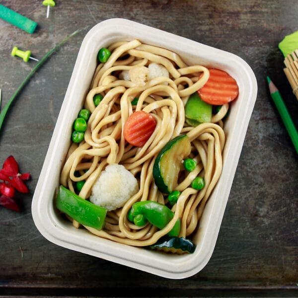 Veggie Lo Mein Noodles