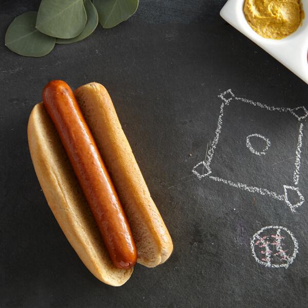 Gluten-Free Hot Dog